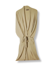 cashmere night suit ADARA with shawl collar