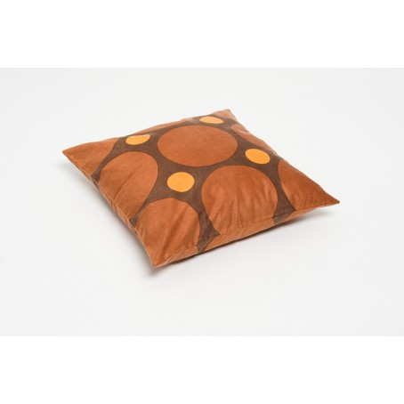 cushion cover with ball print